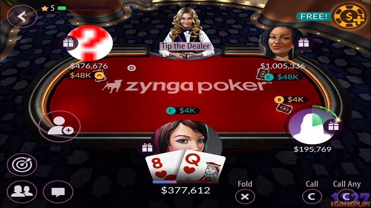 Zynga Poker Deutsch